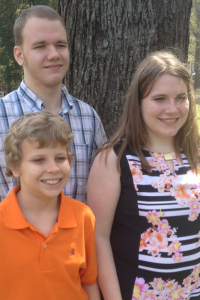 Jonathan, Jennifer, and Matthew, Easter, 4-5-15 a