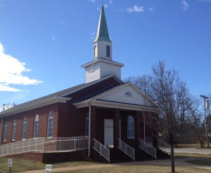 West Pelzer Baptist Church, February 5, 2015